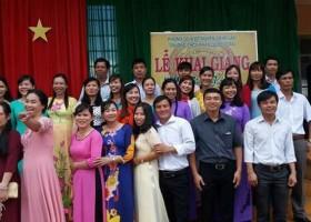 Khai giảng năm học 2017-2018
